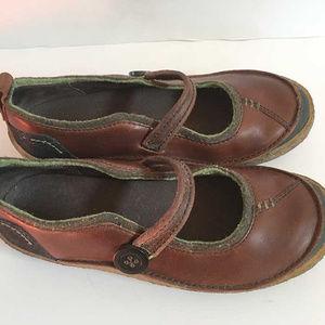 Merrell Paris Saddle Mary Jane shoes 8.5